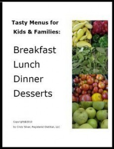 Tasty Menus for Kids and Families