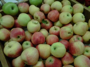 Apples in the Kitchen & Easy Recipe