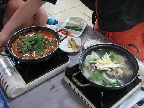 Soup in Busan