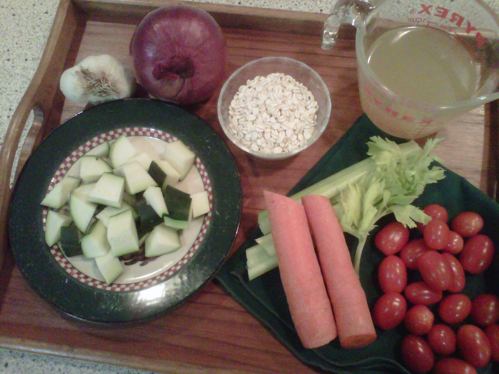 5 Steps to Making Healthy Soup at Home forecast