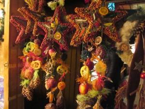 Vienna Christmas Mkt decoration