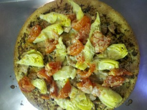 Homemade pizza has personality, bursts with flavor and rocks with good nutrition!