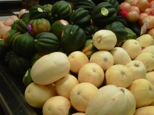 Squash from the fall/winter season is still available as a healthy choice!