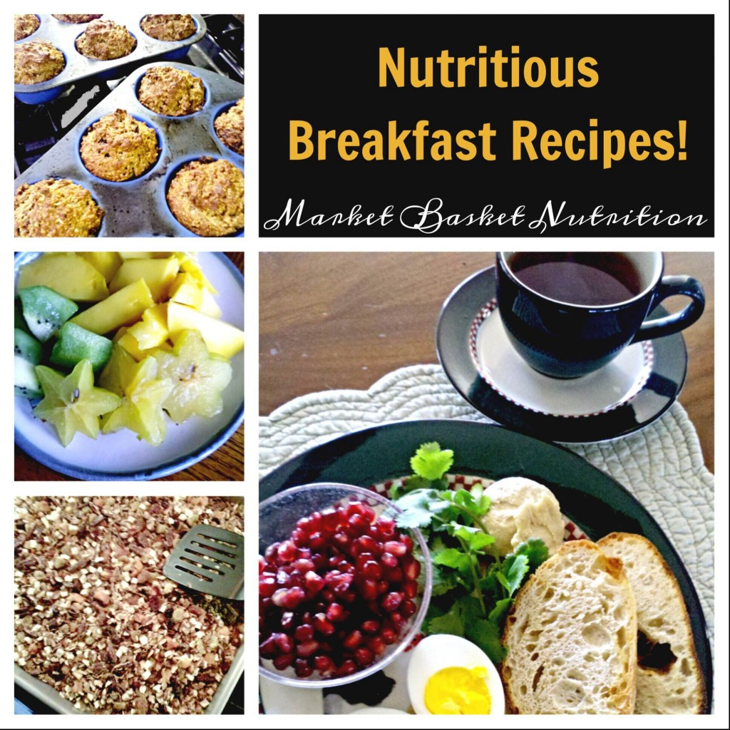 nutrition and breakfast Quick and tasty breakfast ideas made the night before.