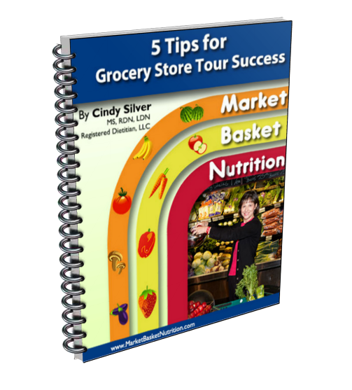 grocery store tour tips