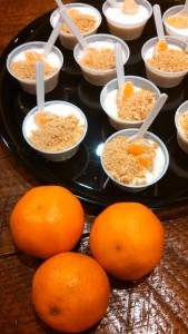 You can make this tasty citrus parfait in minutes!