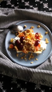 Banana Split with a Healthy Twist!