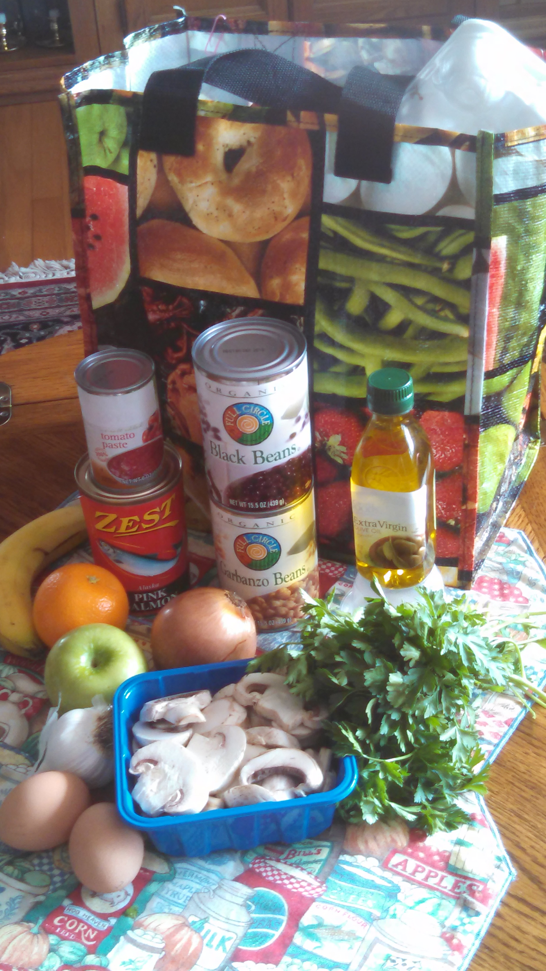 Best Deals At The Grocery Store A Market Basket Of