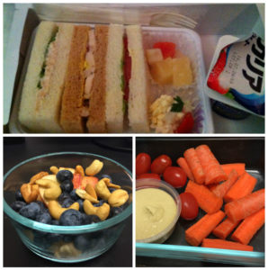Airline Food the Healthy Way!