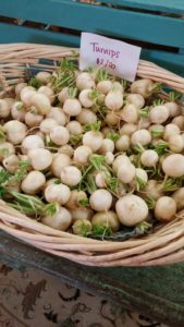Getting to Know Turnips & Recipes