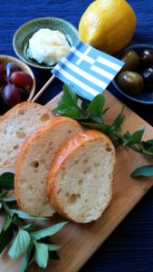 The Simple, Mediterranean Foods of Greece