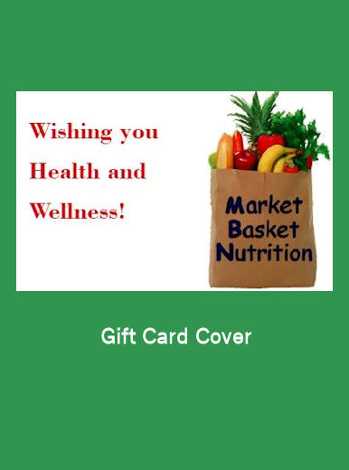 Gift Card Cover
