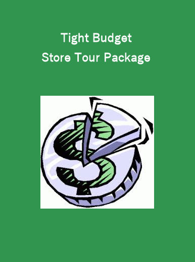 Option #4: Tight Budget Store Tour Package