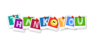 2017 Thank you blog