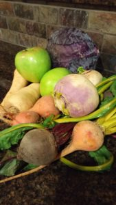 Winter Vegetables Brighten Up Meals